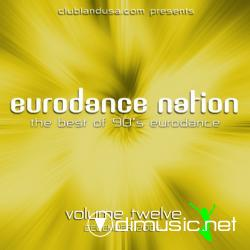Euro Dance Nation 90' vol 12