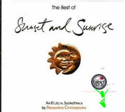 Cover Album of VA - The Best Of Sunset & Sunrise(By Alexandros Christopoulos) (2008)