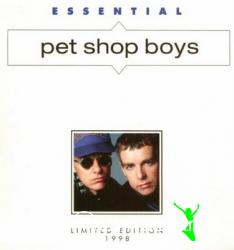 Cover Album of Pet Shop Boys - Essential (1998)