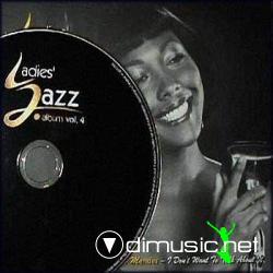 Cover Album of VA - Ladies' Jazz Vol.4 (2008)