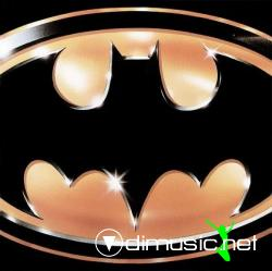 Batman Motion Picture Soundtrack (music by Prince) (1989)