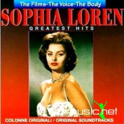 Cover Album of Sophia Loren - 1995 - Greatest Hits