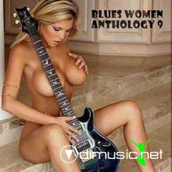 V.A. - Blues Women Anthology Vol.9 2CD (2007)