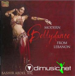 Cover Album of Bashir Abdel 'Aal - Modern Bellydance