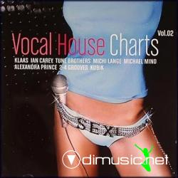 VA - Vocal House Charts Vol.02 2CD (2008)