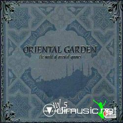 Cover Album of VA - Oriental Garden Vol.5 (2007)