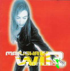 Cover Album of MARUSHA-Wir (1995)