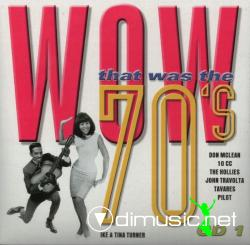 Various - Wow ~ That Was The 70's