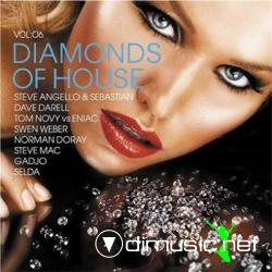 VA - Diamonds Of House Vol.6-2CD-2009