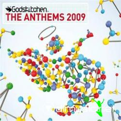 Godskitchen - The Anthems 2009 [3CD-Box Set]
