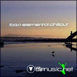 Cover Album of VA - Ibiza Elemental Chillout (2008)