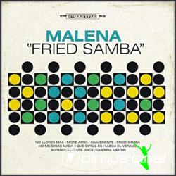 Cover Album of Malena - Fried Samba (2008)
