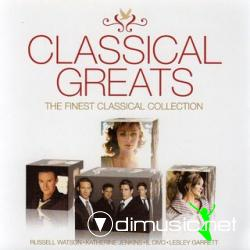 Classical Greats: The Finest Classical Collection