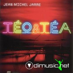 Cover Album of Jean Michel Jarre - Teo And Tea