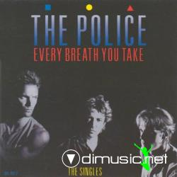 Cover Album of The Police - Every Breath You Take...The Singles