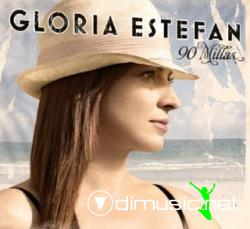 Cover Album of Gloria Estefan - 90 Millas
