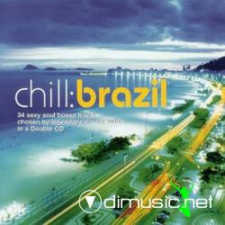 Cover Album of Chill Brazil - Vol. 1