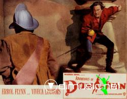 Cover Album of Adventures of Don Juan (1948)
