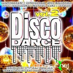 Cover Album of VA - Disco Dance Vol.2-2009