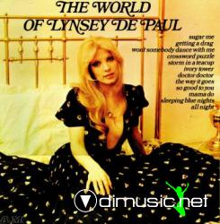 Lynsey De Paul - The World of Lynsey De Paul [Aka Lynsey Sings] [1973]