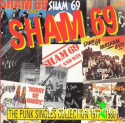 Cover Album of Sham 69 - The Punk Singles Collection ('77-'80) [1998]