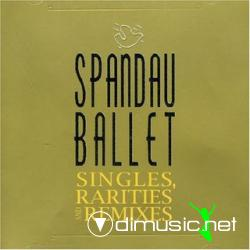 Spandau Ballet - Singles Rarities And Remixes