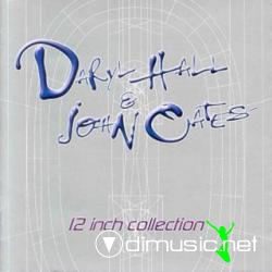 Daryl Hall & John Oates - 12 Inch Collection - Vol. 1
