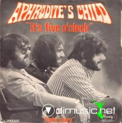 Aphrodite's child { It's Five O'Clock - 1969 }