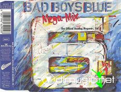 BAD BOYS BLUE-Megamix (The Official Bootleg Megamix, Vol.1) (1990)