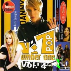 VA - Number 1 Pop Vol.4 - 2008