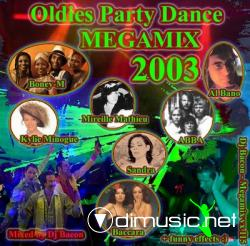 DJ Bacon - Oldies Dance Megamix Part 1 2508