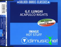 G.F. Lunghi - Acapulco Nights & Image - Hot Stuff (2001) (ZYX)