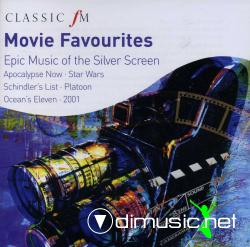 MOVIE FAVOURITES - Best of OST