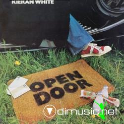 KIERAN WHITE - Open Door (1975)