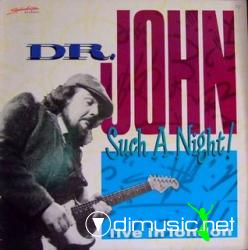 Dr.JOHN - Such A Night,Live In London (1984)