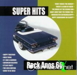 Super Hits - Rock Anos 60