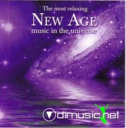 The Most Relaxing New Age Music in the Universe ( 2 CD's)