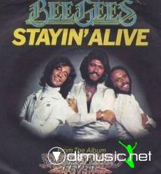 Bee Gees - Stayin' Alive (Remixes)
