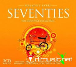 VA - Greatest Ever Seventies - The Definitive Collection (2007)
