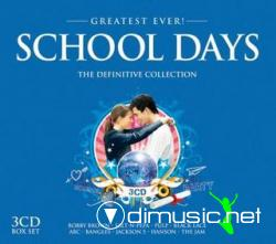 VA - Greatest Ever School Days - The Definitive Collection (2007)