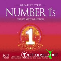 VA - Greatest Ever Number 1's-The Definitive Collection 2007