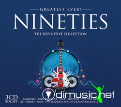 VA - Greatest Ever Nineties - The Definitive Collection (2008)