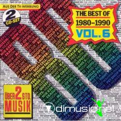 The Best Of 1980-1990 Vol. 6 (1992)