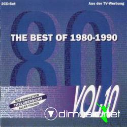 The Best Of 1980-1990 Vol. 10 (1994)