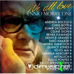 VA - We all love Ennio Morricone (Tribute) (2007)