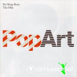 Pet Shop Boys -  PopArt (The Hits) (2003)