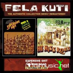 Fela Kuti - Expensive Shit / He Miss Road (1975, reissued in 2000)
