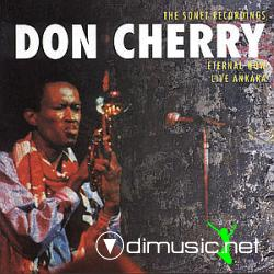 Don Cherry - The Sonet Recordings - Eternal Now / Live in Ankara (1969)