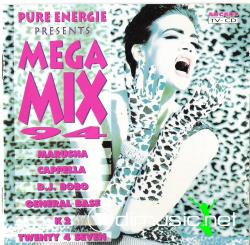 Pure Energie Presents Mega Mix 94