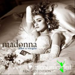 Madonna - Like a virgin (remixed 2008)
